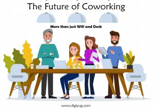 The Future of Co-working - Digiyug
