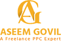 Aseem Govil- Freelance PPC Expert